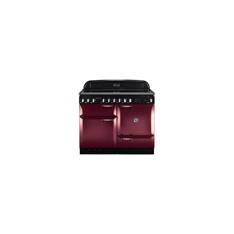 cuisini re falcon elan 110 vitroc ramique rouge airelle. Black Bedroom Furniture Sets. Home Design Ideas